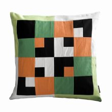 Multi-colored Decorative Pillows Sofa/Bed/Auto Throw Pillows [19.2'' * 19.2'']