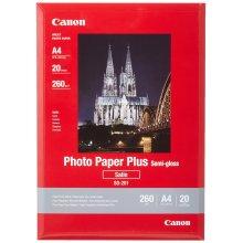 Canon Photo Paper Plus (SG-201, A4, 20 Sheets)
