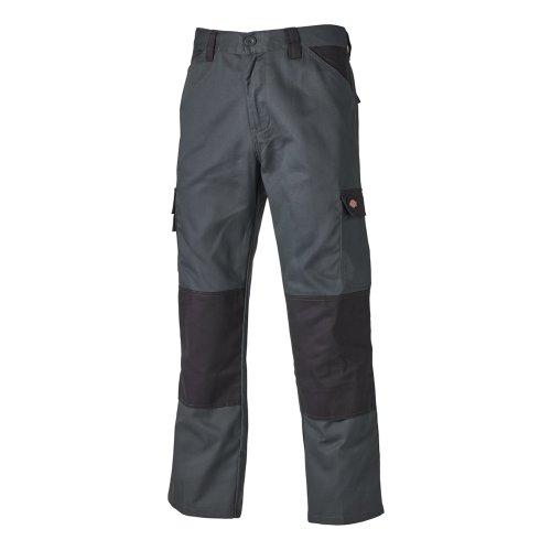 Dickies Everyday Work Trousers Grey (Various Sizes) Men's Trade Hardwearing