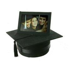 Graduation Hat keepsake box & Photoframe Set, Graduation gifts by Widdop Bingham