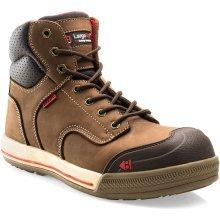 Buckler Largo Bay Safety Work Boots Brown (Sizes 6-13) Men's Steel Toe Cap