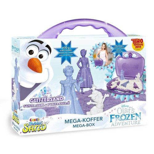 Craze 58702 Sand Luggage, Frozen Winter Magic, Multi Color