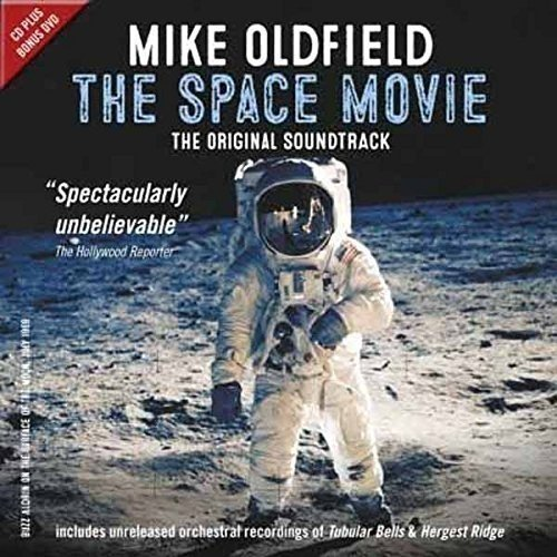 Mike Oldfield - The Space Movie Original Soundtrack (Cd dvd) [CD]