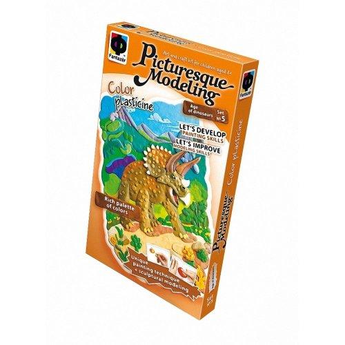 Elf477055 - Fantazer - Plasticine Pictures - Age of Dinosaurs