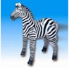 Jet Creations Inflatable Zebra Jr