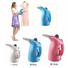Portable Clothes Iron Steamer Brush