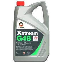 Comma XSG5L 5L Xstream G48 Antifreeze and Coolant Concentrate
