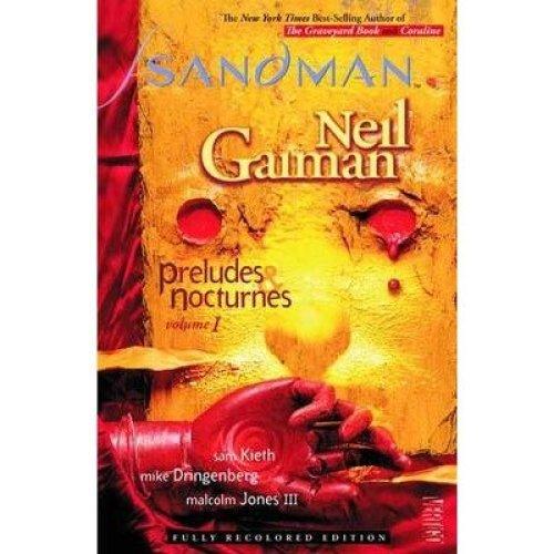 Sandman: Preludes & Nocturnes Volume 01
