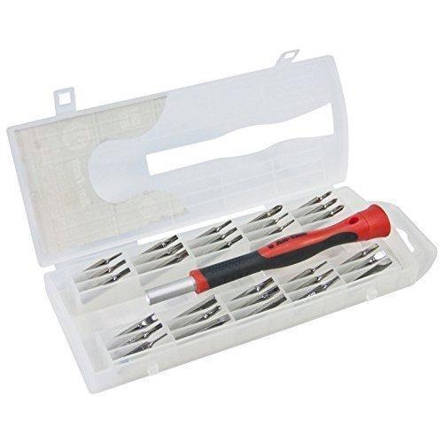 31pc Precision Screwdriver Set - Torx Hex 31 Slotted Piece Philips Phillips -  precision screwdriver set torx hex 31 slotted piece philips 31pc