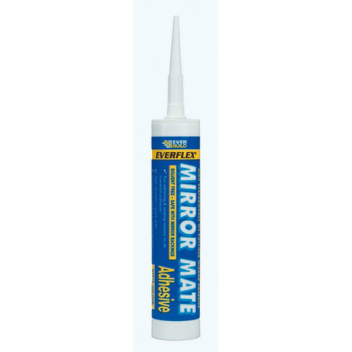 Everbuild Mirrormate Sealant And Adhesive