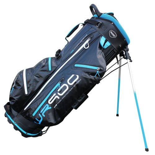 Masters WR900 Waterproof Stand Carry Golf Bag Black/Blue