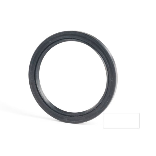 6x18x7mm Oil Seal Nitrile Double Lip With Spring 2 Pack