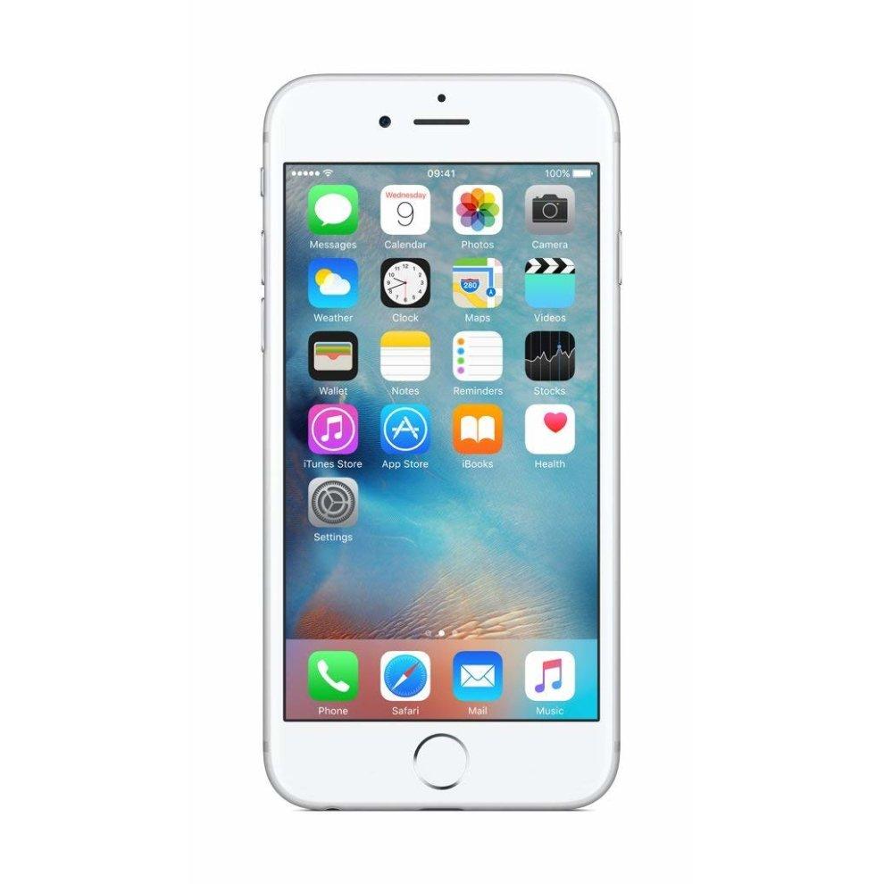 Three, 32GB Apple iPhone 6s - Silver