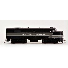 Bachmann Industries Alco FA2 DCC Ready Diesel HO Scale New York Central Locomotive