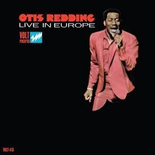 Otis Redding - Live in Europe (50th Anniversary Edition) [VINYL]