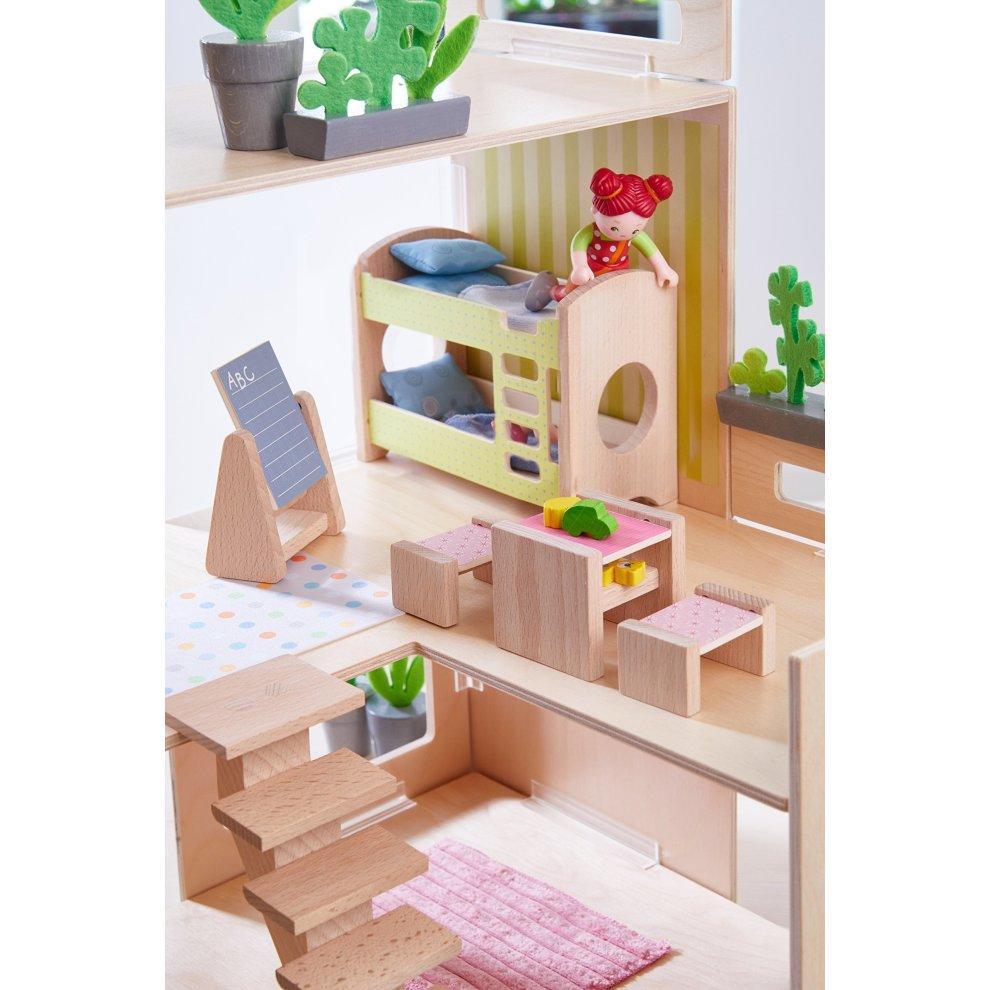 Haba Little Friends A Dollhouse Furniture Set Childrena S Room