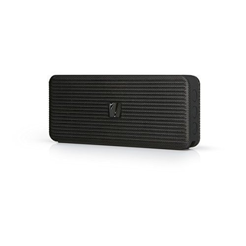 Soundfreaq Pocket Kick Wireless Bluetooth Portable Speaker and Speakerphone Black