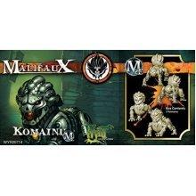 Malifaux: Ten Thunders - Komainu (2)