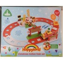 ELC Happyland Christmas Motion Train