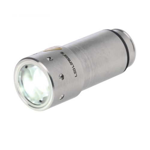 Led Lenser 7310 Automotive Rechargeable - 80 Lumens 12v Lighter Torch