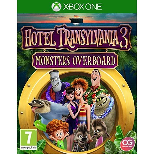Hotel Transylvania 3: Monsters Overboard (Xbox One) (New)