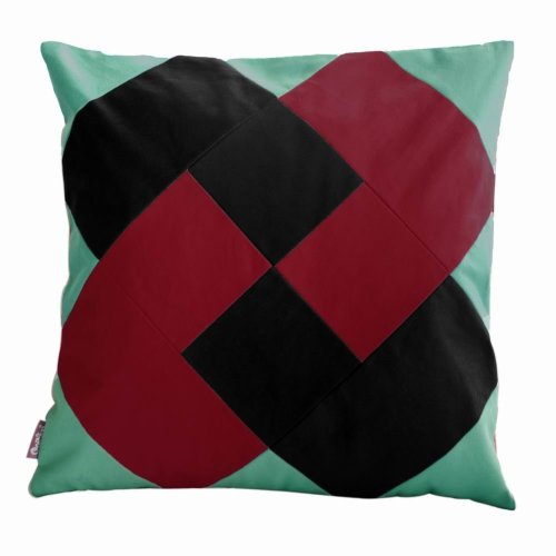 Canvas Decorative Pillows For Sofa/Bed/Car Square Pillows, Inner Included