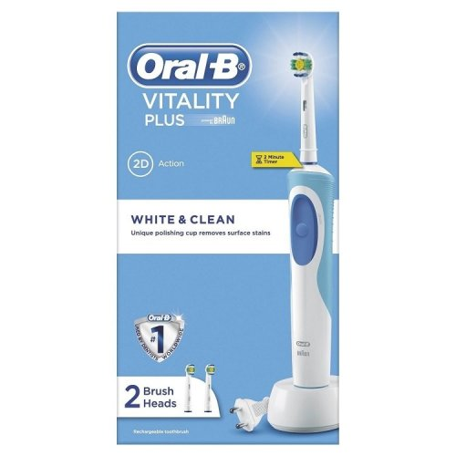Oral-B Vitality Plus White & Clean Electric Toothbrush