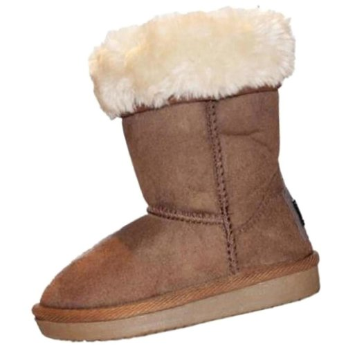 Snugg Faux Suede Thermal Lined Fashion Boots
