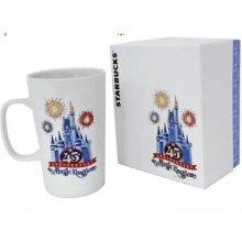 Starbucks Disney Magic Kingdom 45th Anniversary Mug