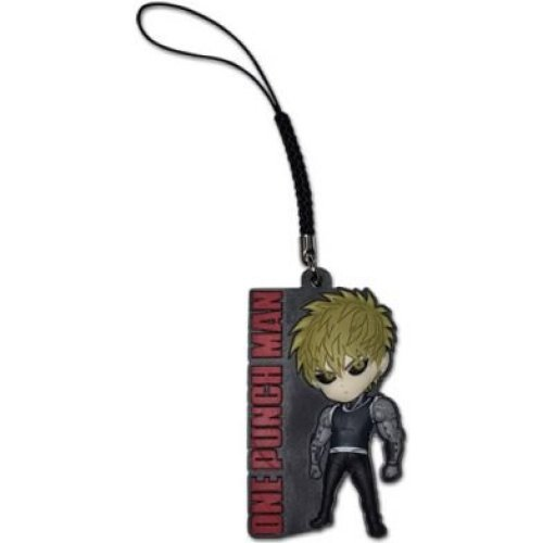 Cell Phone Charm - One-Punch Man - SD Genos ge17471