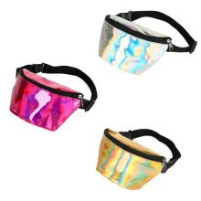 Shiny Holographic Bum Bag Fanny Pack