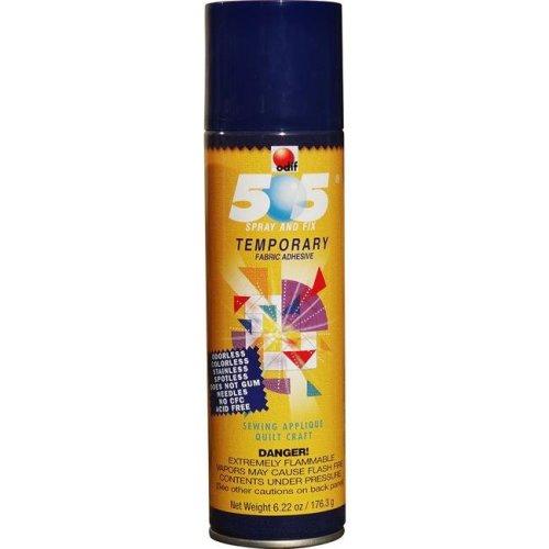 Odif USA SF505 7.27 oz Pattern Spray Adhesive