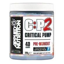 Applied Nutrition Critical Pump Pre Workout C:P2 Sour Apple