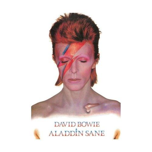 Poster David Bowie Alladin Sane