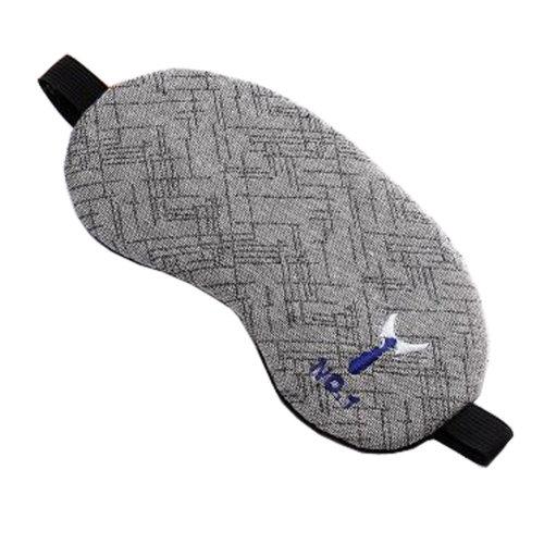 Lightproof & Breathable Sleeping Eye Mask Sleep Mask Travel Eye Mask, NO.6