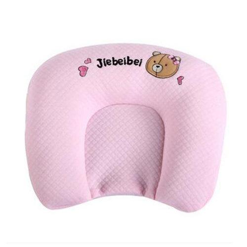 Cute Sleep Pillow Cotton Prevent Flat Head Small Pillows Cute Pillow Adorable ,Pink?#A