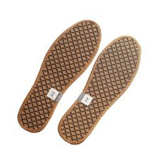 4 Pairs of Healthy Breathable Insoles Deodorant Shoes Inserts Shoe Cushions for Men/Women, C