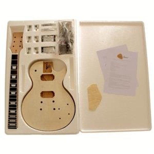 Quilted maple (Arched top) 7WMLPQMB  DIY electric guitar kits, No Soldering Required