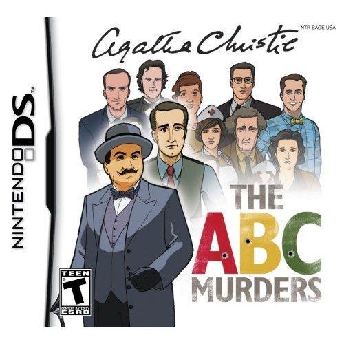 Agatha Christie: ABC Murders / Game