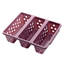 Save Space/Storage/Organization/Functional Shoe Rack Set of Three,Dark Purple