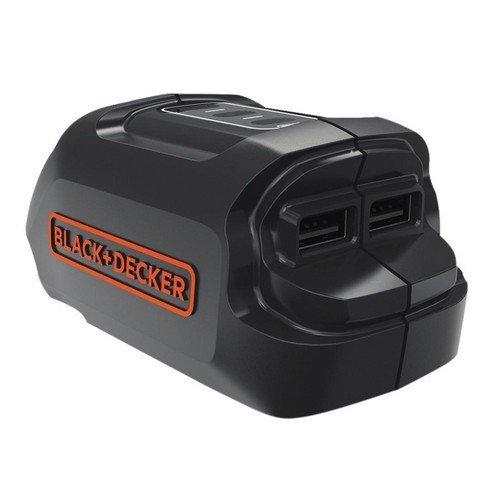 Black & Decker BDCU15AN-XJ USB Charger 18 Volt Bare Unit
