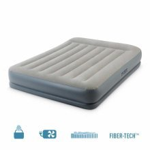 Intex 64118 Inflatable Double Mattress with Pump