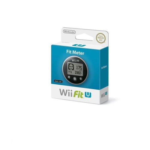 Official Nintendo Wii Fit U Meter Black - Wii U