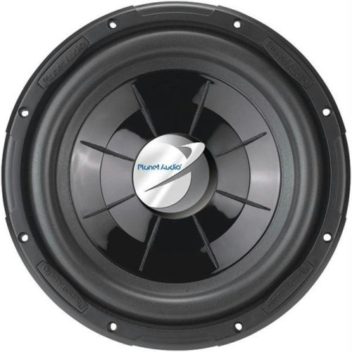 PLANET AUDIO PX10 SINGLE VOICE COIL FLAT SUBWOOFER - 10 in. - 800W -