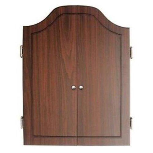 Dartboard Cabinet - Rustic Wood