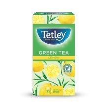 Tetley Green Tea with Lemon Enveloped 25