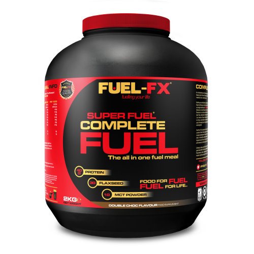 Complete Fuel. The All In One Fuel Meal. Double Choc