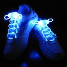 6th Generation Flash Shoelaces LED Glowing Shoelaces