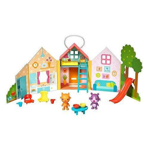 Sago Mini - Portable Playset: Jinja's House