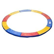 Outsunny Trampoline Pads Safety Enclosure Pad Pading Pads  - Mutli Coloured